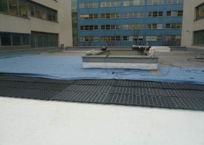 BBC, Zelená střecha, Protan G